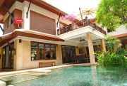 Chateau Dale Thai Bali houses Для продажи и для аренды в  Джомтьен