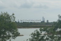 Charknok Lake View land Продажа в  Восточная Паттайя
