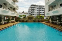 Jomtien Hill Resort Квартиры Продажа в  Пратамнак