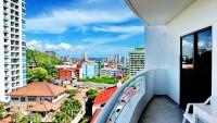 Pattaya Hill Resort condos Для продажи и для аренды в  Пратамнак