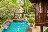 Private Thai Bali style pool Villa 991618