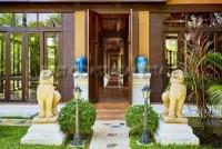 Private Thai Bali style pool Villa 991657