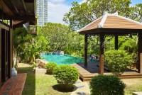 Private Thai Bali style pool Villa 991662