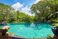 Private Thai Bali style pool Villa 991664