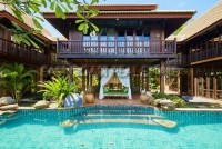 Private Thai Bali style pool Villa houses Продажа в  Джомтьен