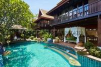 Private Thai Bali style pool Villa 991668