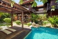 Private Thai Bali style pool Villa 991669