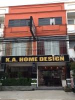 Soi Siam Shop House commercial Продажа в  Восточная Паттайя