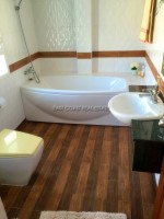 Terrace house with private pool 686421