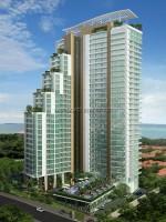 The Peak Tower condos Продажа в  Пратамнак