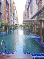 The Trust Residence Central Pattaya condos Аренда в  Центральная Паттайя